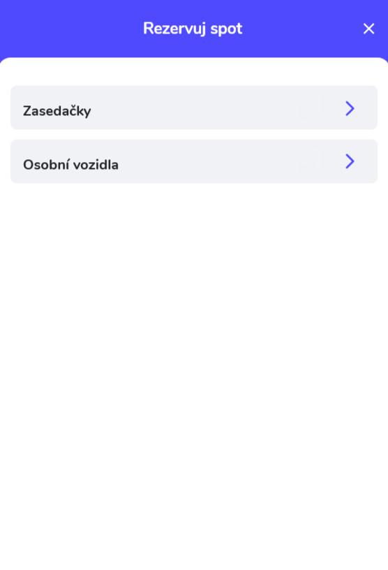 Uživatelsky přívětivý rezervační systém 1